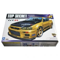 041727 Автомобиль Nissan Skyline GT-R R34 Top Secret