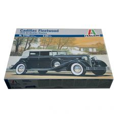 3706 Автомобиль Cadillac Fleetwood 1933 All-Weather Phaeton