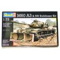 03175 Танк M60 A3 & M9 Bulldozer Kit