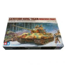 35252 Танк King Tiger Ardennes Front