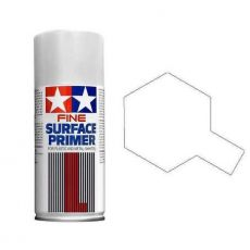 87044 Tamiya Fine Surface Primer L - White