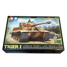 32575 Танк Tiger I Late Production