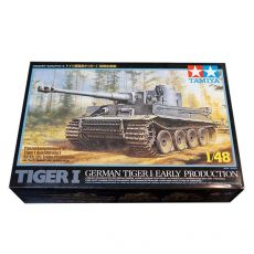 32504 Танк Tiger I Early Production